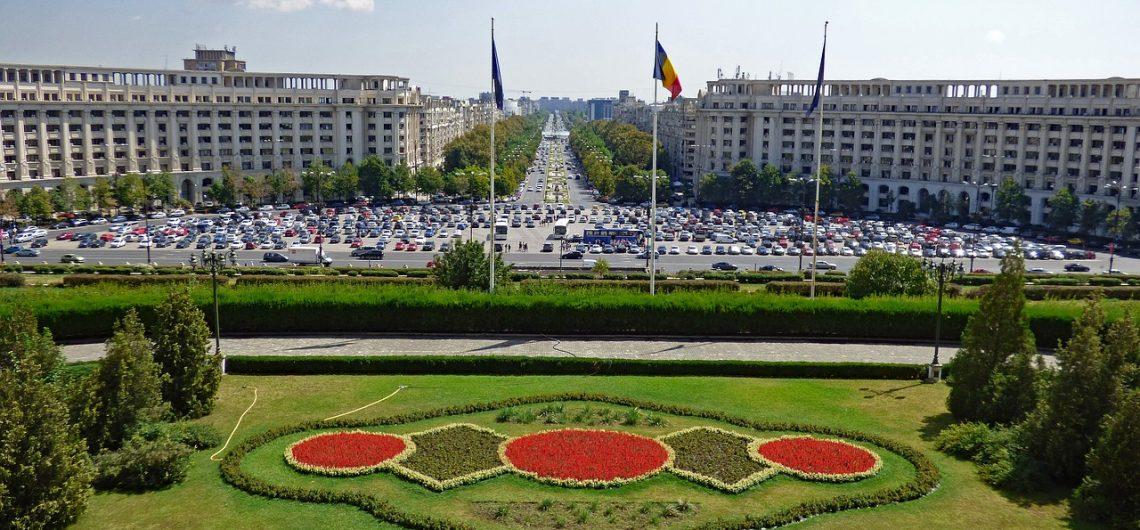 citytrip Boekarest