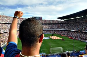 voetbal barcelona